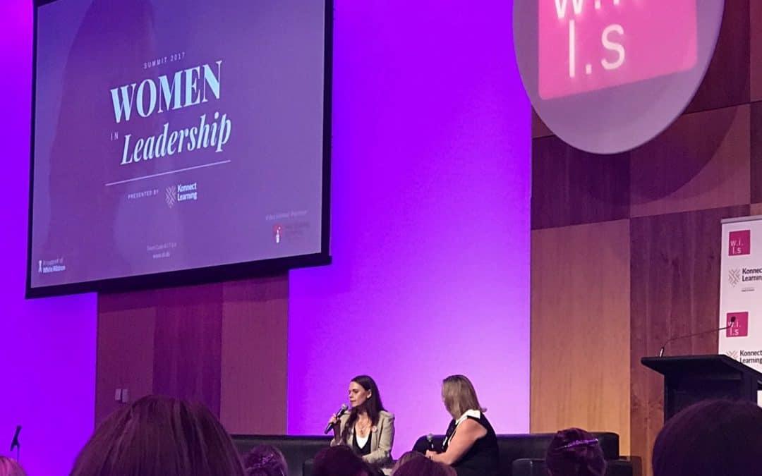 Women in Leadership Summit, Sydney 2017 – perspectives on leadership